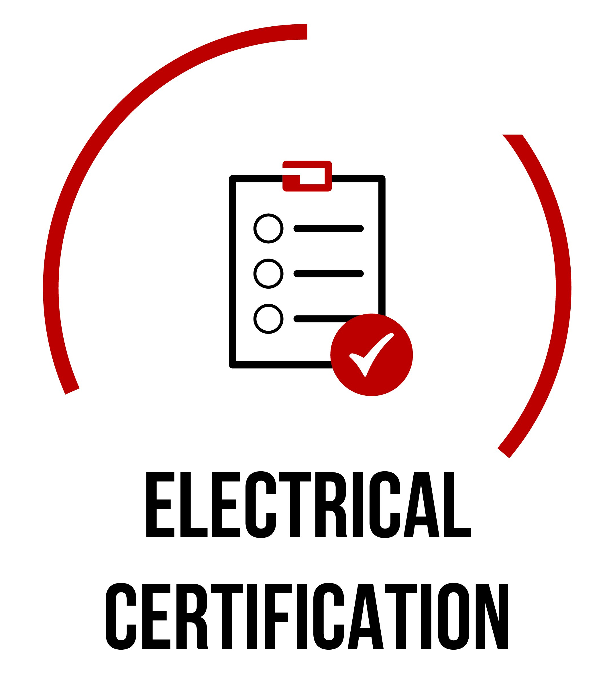 Electrical Certification Rdm Electrical